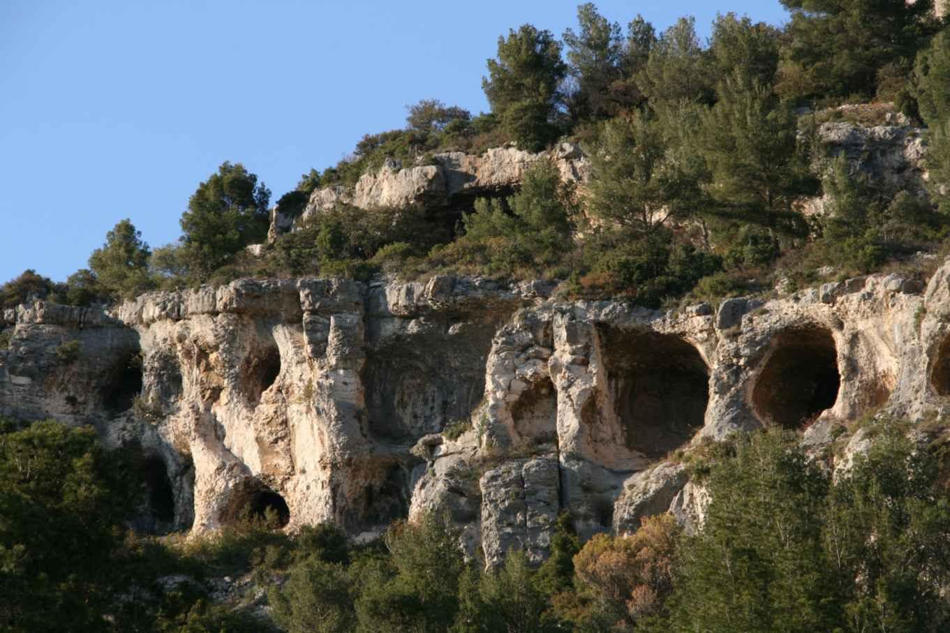 vaucluse grotte